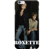 Roxette 2016 by bas iPhone Case/Skin