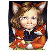 Fox Clan Poster