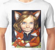 Fox Clan Unisex T-Shirt