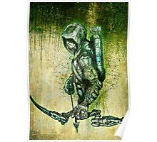 Green men ( Arrow ) Poster