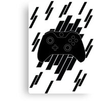 The One Controller Canvas Print