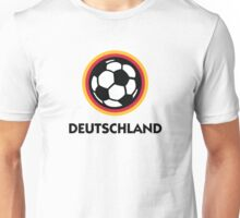 Football coat of arms of Germany Unisex T-Shirt