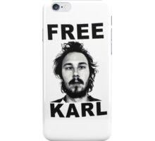 Free Karl iPhone Case/Skin