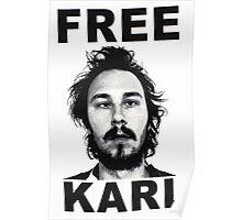 Free Karl Poster