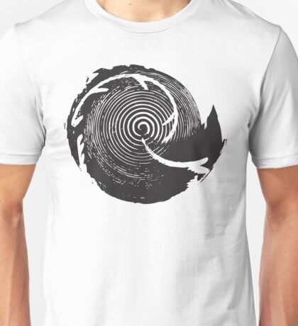 The Twilight Zone : BW // DJ Unisex T-Shirt