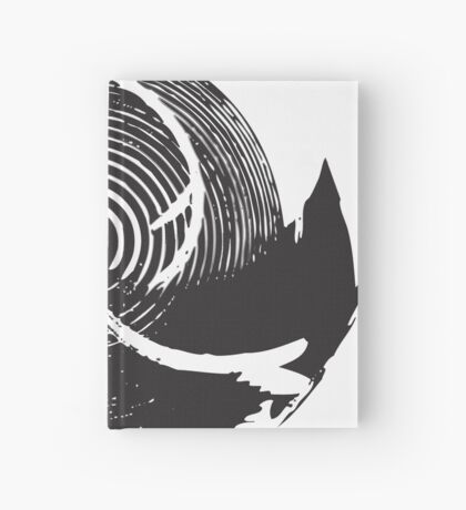 The Twilight Zone : BW // DJ Hardcover Journal