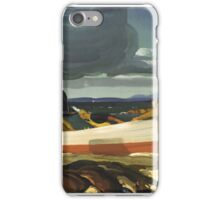 GEORGE WESLEY BELLOWS, (- ), THE BIG DORY iPhone Case/Skin
