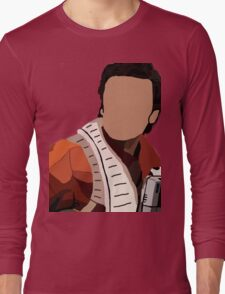 Best Pilot in the Resistance Long Sleeve T-Shirt