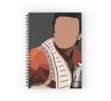 Best Pilot in the Resistance Spiral Notebook