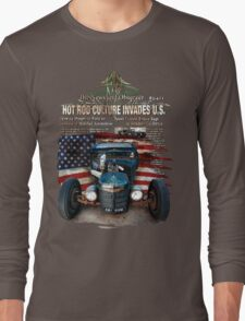 Hot Rod Invasion © Long Sleeve T-Shirt