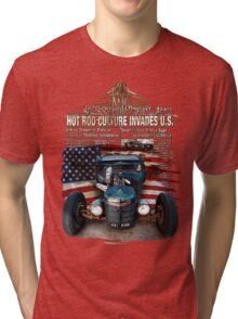 Hot Rod Invasion © Tri-blend T-Shirt