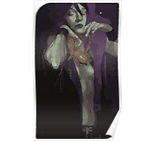 Morrigan Tarot Card Poster