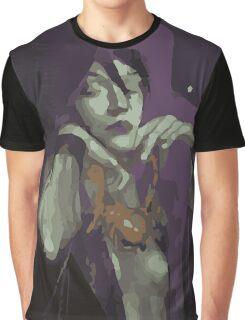 Morrigan Tarot Card Graphic T-Shirt