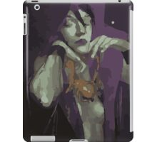 Morrigan Tarot Card iPad Case/Skin