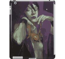 Morrigan Tarot Card iPad Case/Skin