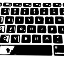 Computer Keyboard Sticker