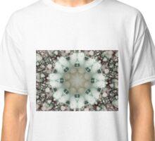 Creamy Mosaic - Fractal Art Classic T-Shirt