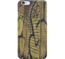 New York City Street Art iPhone Case/Skin