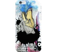 Once More Into The Fray iPhone Case/Skin
