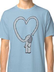 elephant love Classic T-Shirt