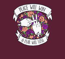 Twenty one Peace pilots Will Win  T-Shirt