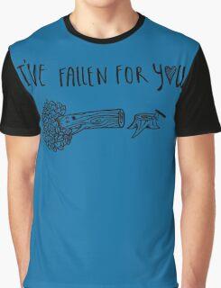fallen for you Graphic T-Shirt