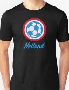Football Crest Holland Unisex T-Shirt