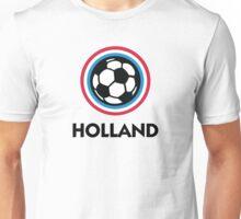 Football Crest Holland Unisex T-Shirt