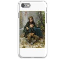 Leon-Jean Basile Perrault, Out in the Cold 22 iPhone Case/Skin