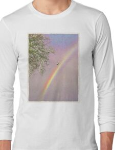Dove Marriage  Long Sleeve T-Shirt