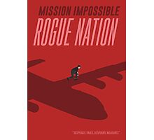Mission Impossible Rogue Nation Photographic Print