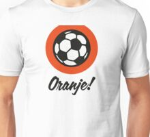 Football emblem of Netherlands Unisex T-Shirt