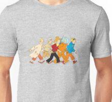 Tintin - Parade Unisex T-Shirt