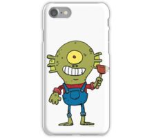 The Plumber iPhone Case/Skin