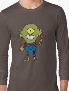 The Plumber Long Sleeve T-Shirt