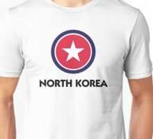 A star for North Korea Unisex T-Shirt