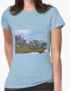The Glory of Switzerland Womens Fitted T-Shirt