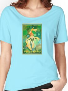 A Dream Is A Wish Your Carp Makes - Happy Birthday Women's Relaxed Fit T-Shirt