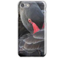 Black Swan Girl iPhone Case/Skin