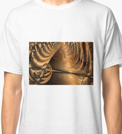 Theatre - Fractal Art Classic T-Shirt