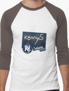EnVy kennyS - Cologne 2015 Sticker Men's Baseball ¾ T-Shirt