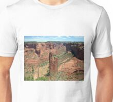 Spider Rock, Canyon De Chelly Unisex T-Shirt