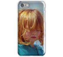 A little girl called Red iPhone Case/Skin