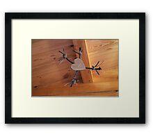 Heart Of Winter Framed Print
