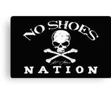 Kenny Chesney NO SHOES NATION Canvas Print