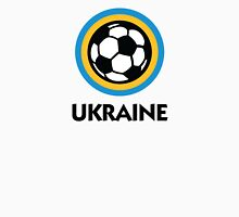 Football coat of arms of Ukraine Unisex T-Shirt