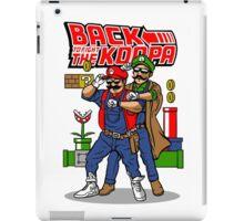 Super Mario Back To The Future iPad Case/Skin