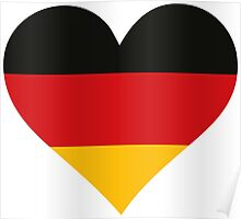 A Heart for Germany Poster