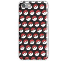 Pokemon Pattern iPhone Case/Skin