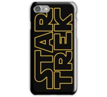 Trek Wars iPhone Case/Skin